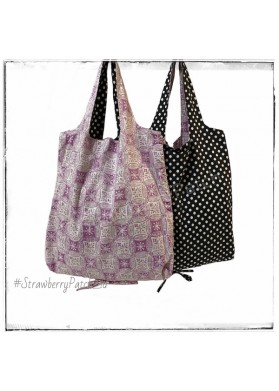 Shopping Bag - Lavender  (Double)
